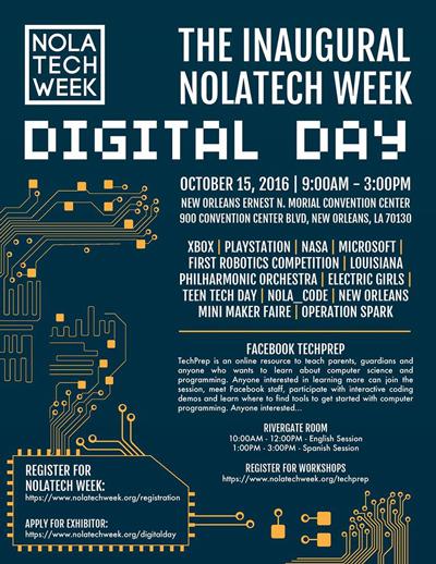 nolatech week
